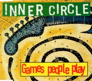 Games People Play av Inner Circle. Hörs i reklam för Nano Casino.